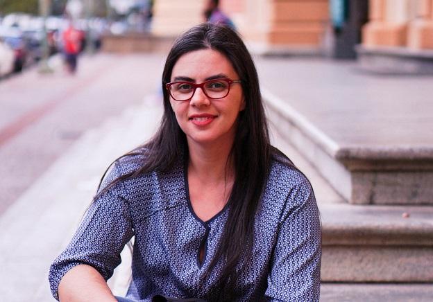 Ana Elisa Ribeiro, autora de Xadrez