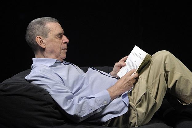 Sérgio Sant'Anna, autor de O conto zero e outras histórias