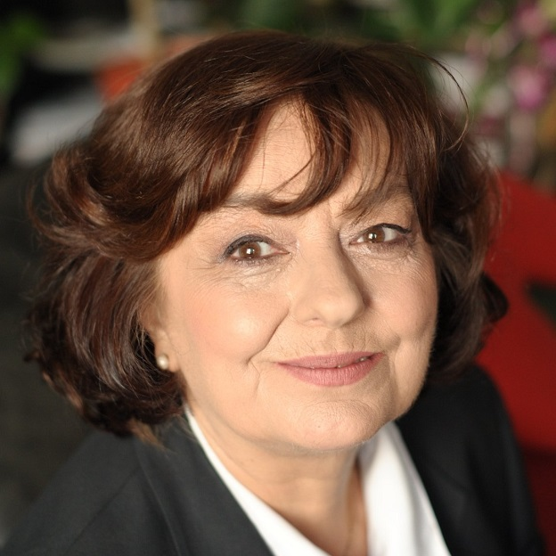 A poeta romena Ana Blandiana