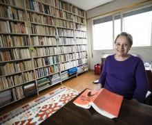 A crítica literária Leyla Perrone-Moisés
