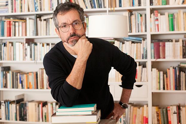 Bernardo Carvalho, autor de Simpatia pelo demônio