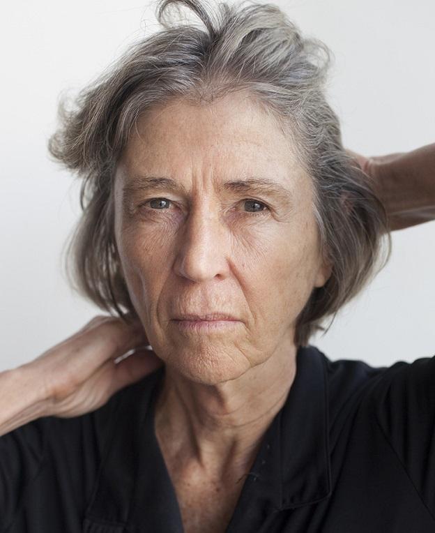 Elvira Vigna, autora de Como se estivéssemos em palimpsesto de putas