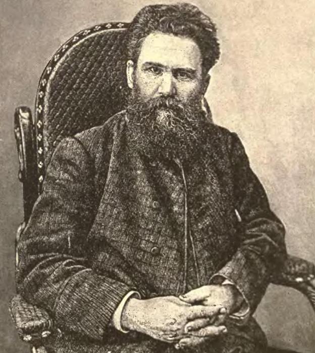 Vladimir Korolenko autor de O músico cego