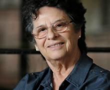 Maria Valéria Rezende, autora de Outros cantos