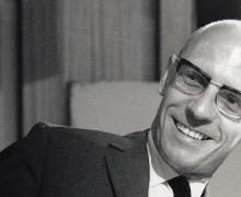 Michel Foucault, autor de O belo perigo e A grande estrangeira