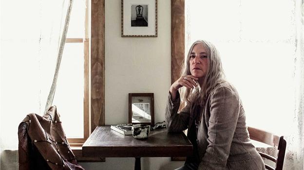Patti Smith autora de Linha M