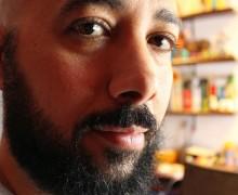 Marcelo Maluf, autor de A imensidão íntima dos carneiros