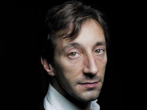Antoine Laurain, autor de A caderneta vermelha