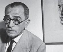Graciliano Ramos, autor de São Bernardo