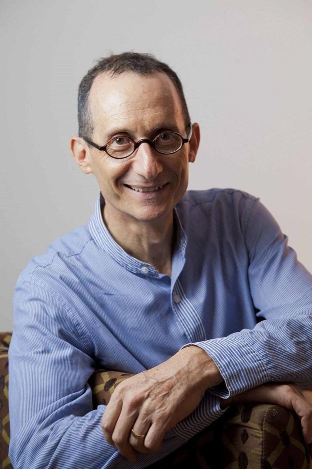 Luis S. Krausz, autor de Bazar Paraná