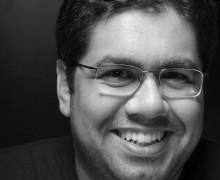 Samir Machado, autor de Homens elegantes