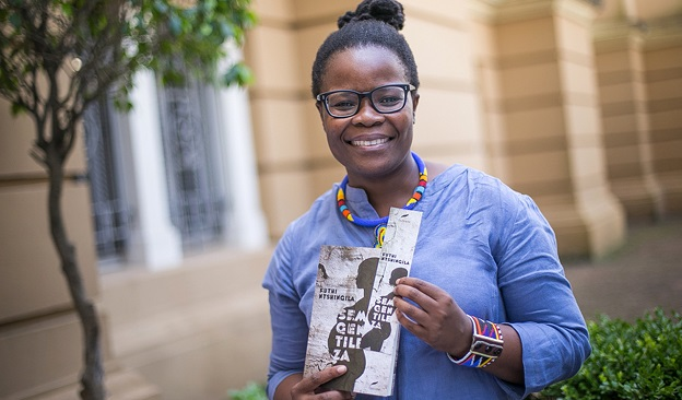 Futhi Ntshingila, autora de Sem gentileza