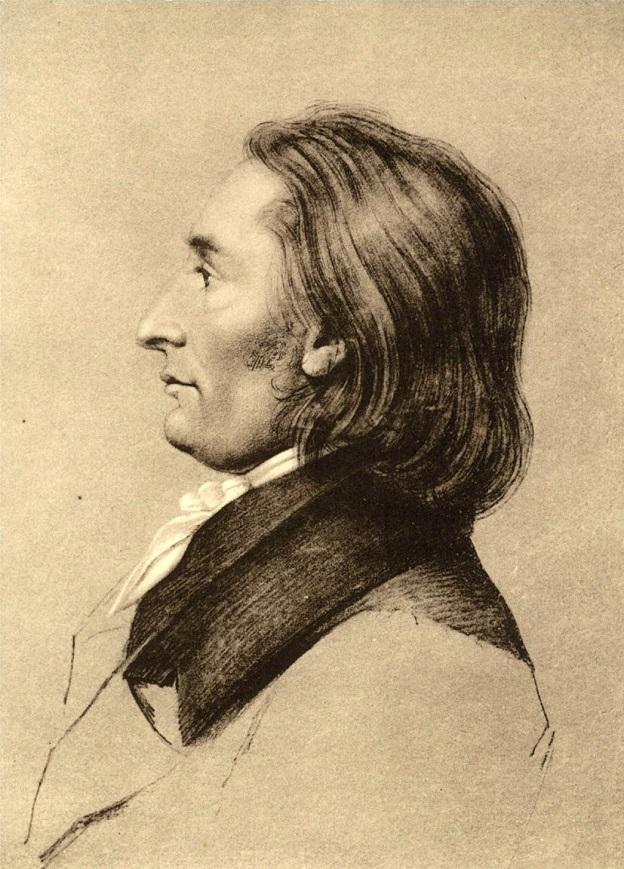 Johann Peter Eckermann, autor de Conversações com Goethe nos últimos anos de sua vida: 1823-1832