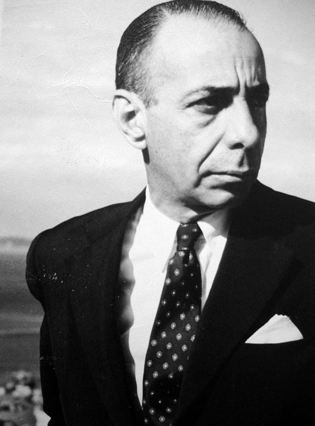 Rodrigo Melo Franco de Andrade, autor de Velórios