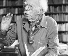 Dyonelio Machado, autor de Os ratos