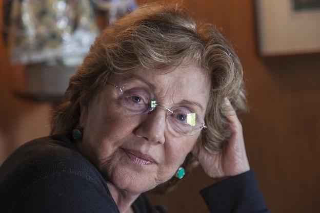 Livia Garcia-Roza, autora de Meus queridos estranhos