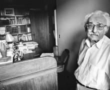 Manoel de Barros, poeta brasileiro