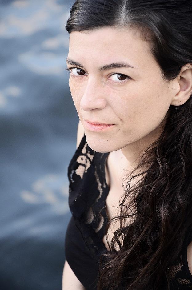 Samanta Schweblin, autora de Distância de resgate
