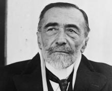 Joseph Conrad, autor de Coração das trevas