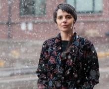 Adriana Lisboa, autora de Azul corvo