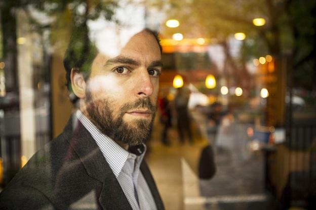 Daniel Galera, autor de Meia-noite e vinte