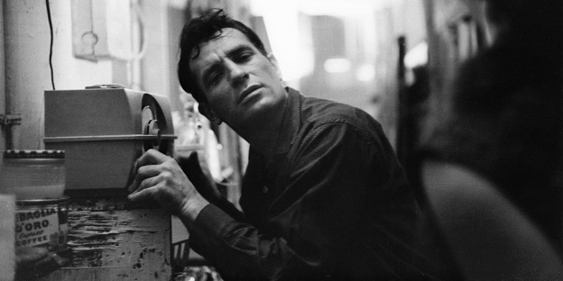 Jack Kerouac, autor de On the road