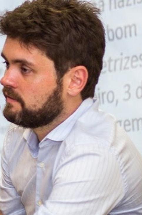 Thiago Mio Salla, autor de Graciliano Ramos e a Cultura Política: mediação editorial e construção do sentido