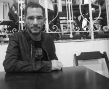 Anderson Fonseca, autor de Sr. Bergier & outras histórias