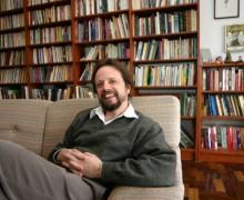 Cristovão Tezza, autor de A tradutora