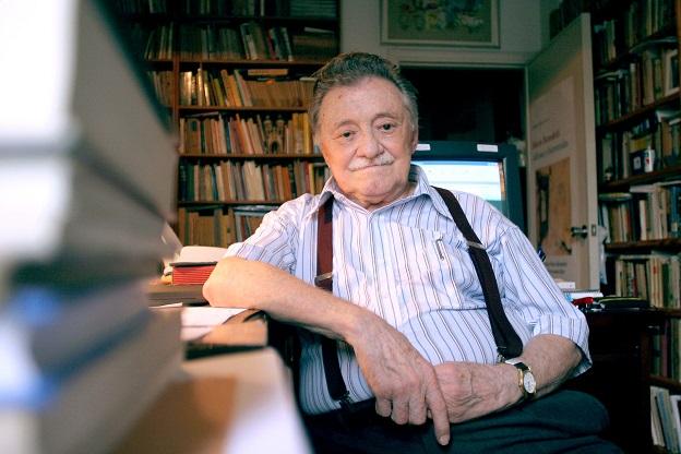 Mario Benedetti, autor de Montevideanos