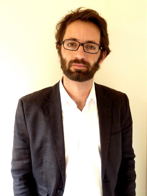 Nuno Camarneiro, autor de Se eu fosse chão