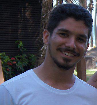 Paulo Henrique Passos, autor de Sindicato dos deuses