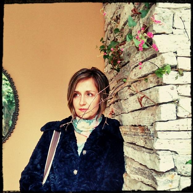 Prisca Agustoni, autora de Hora Zero