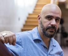 Afonso Cruz, autor de Flores