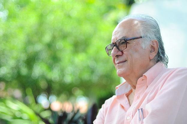 Boaventura de Sousa Santos, autor de Escrita INKZ: antimanifesto para uma arte incapaz.