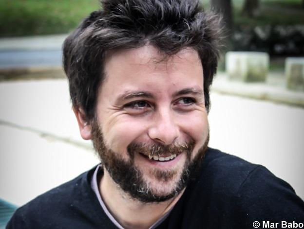 David Machado , autor de Índice médio de felicidade