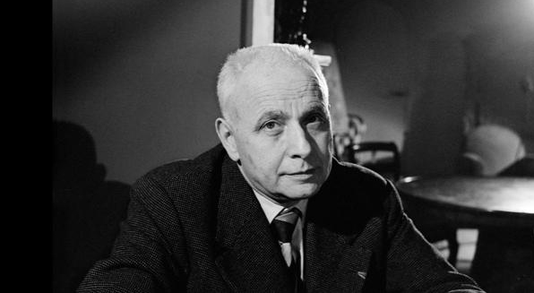 O surrealista Louis Aragon