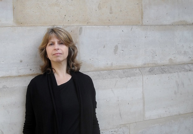 Luciana Hidalgo, autora de Rio-Paris-Rio