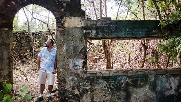 Carlos Marcelo, autor de Presos no paraíso