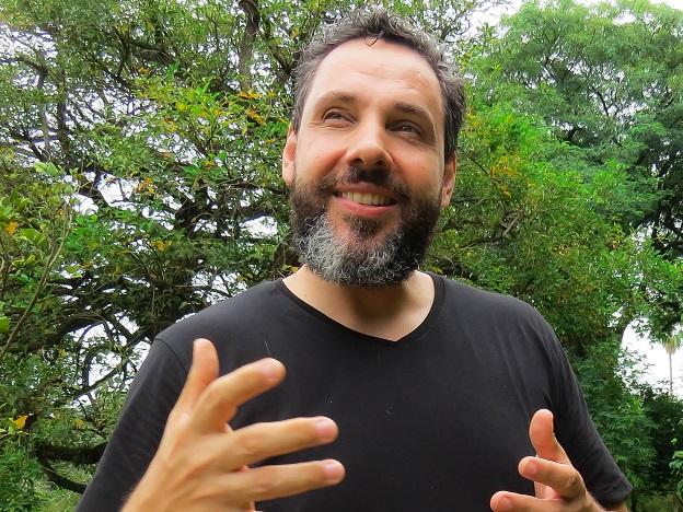 Gustavo Melo Czekster, autor de Não há amanhã