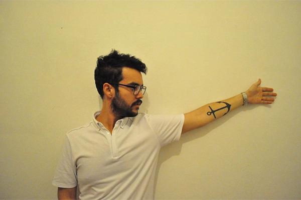 Thiago Barbalho, autor de Um homem bom
