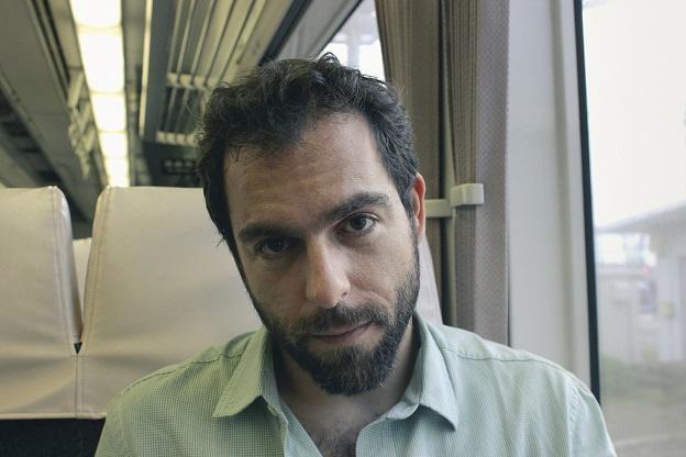 Daniel Galera, autor de Dentes guardados.