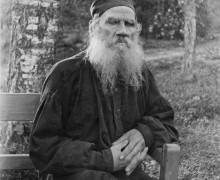 Lev Tolstói, autor de Khadji-Murát