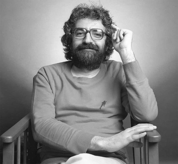Manoel Carlos Karam, autor de obras sincopadas e pontiagudas.
