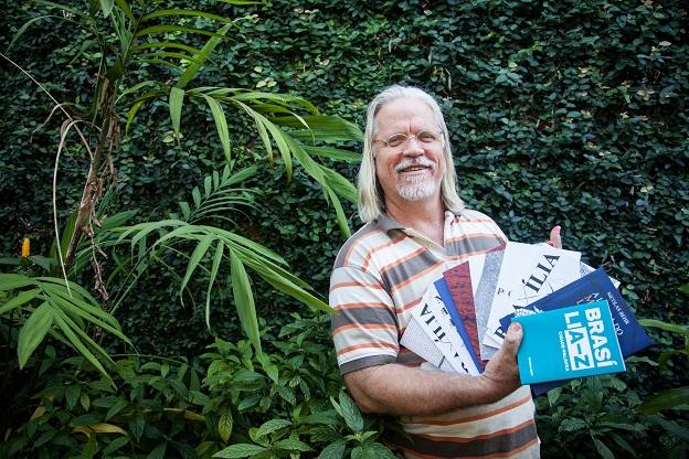 Nicolas Behr, autor de Umbigo