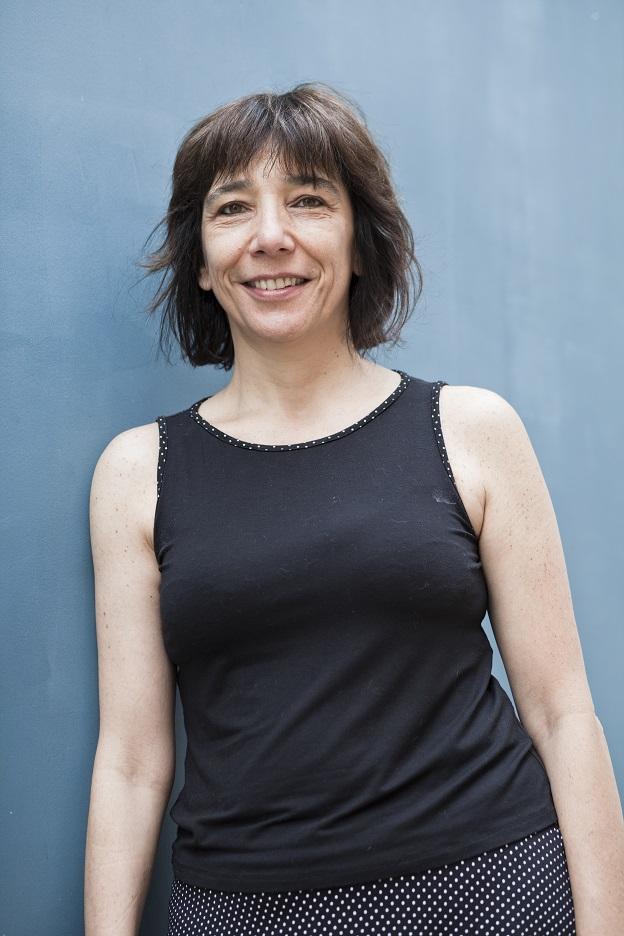 Noemi Jaffe, autora de Não está mais aqui quem falou.