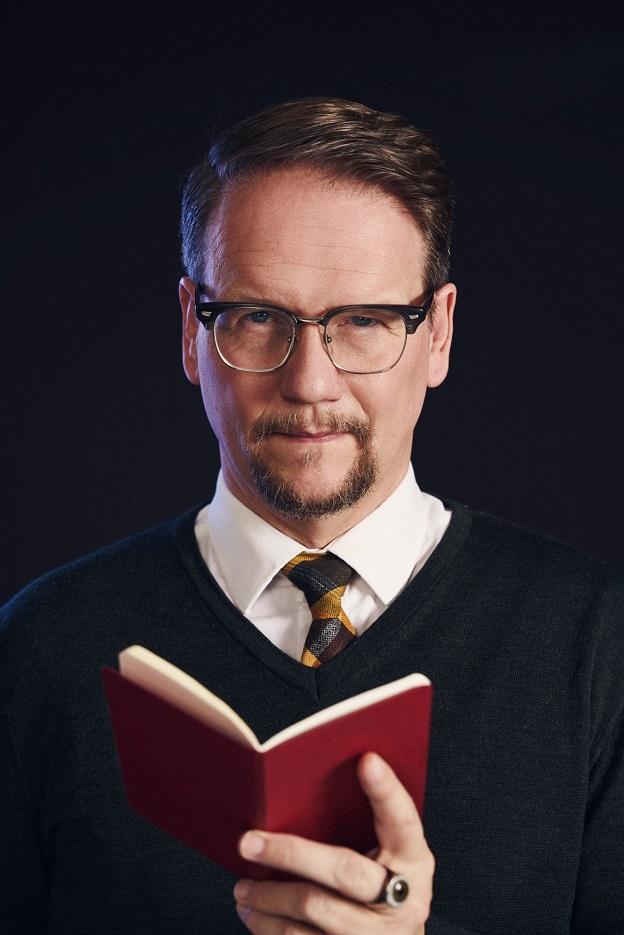 Sjón, autor de Pela boca da baleia.