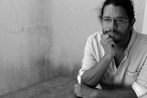 Wilson Alves-Bezerra, autor de Vertigens.