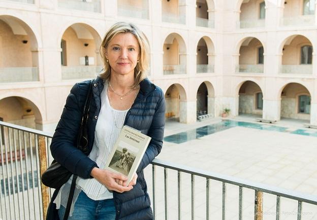 Cristina Sánchez-Andrade, autora de As Invernas