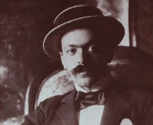 Italo Svevo, autor de Uma gozação bem-sucedida